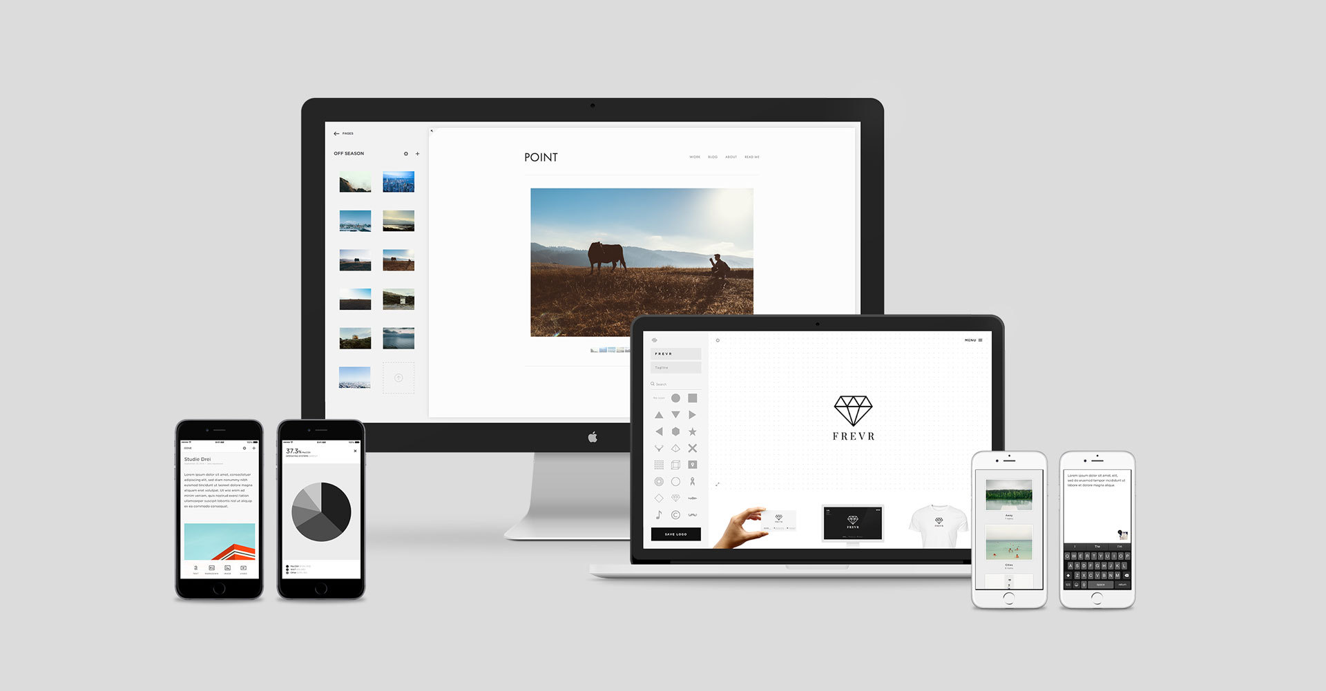 Squarespace sites