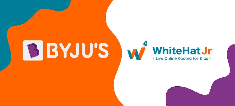 BYJU's & WhiteHatJr